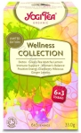 WELLNESS COLLECTION - YOGA TEA - Zestaw AJURWEDYJSKICH HERBAT